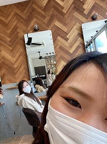 最近ひかる♡♡美容室行ってきた♡ プリ画像