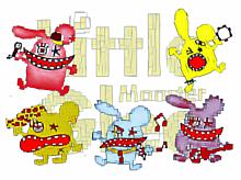 Little Glee Monster モンドリアンの画像(キャラクター リトグリに関連した画像)