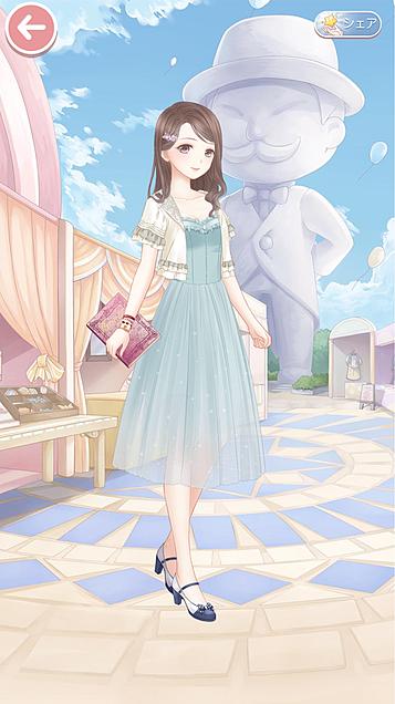 現在の服の画像(プリ画像)