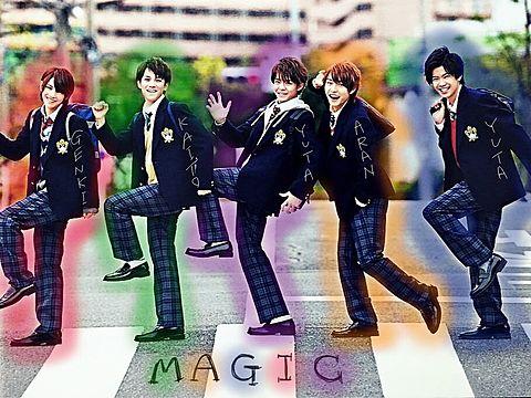 magic好きな人ぽちっの画像(プリ画像)