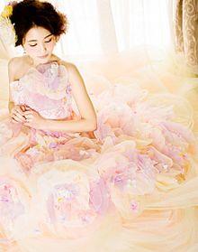 ウェディングドレス♡の画像(プリ画像)