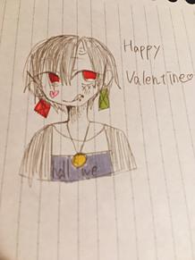 HappyValentineの画像(バレンタインに関連した画像)