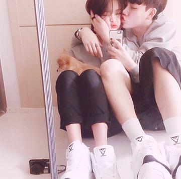 韓国 カップル♡の画像(プリ画像)