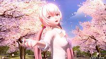 桜ノ雨♪DIVAスクショ♪ プリ画像