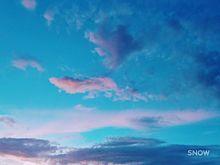 空めっちゃキレイ✨の画像(空に関連した画像)