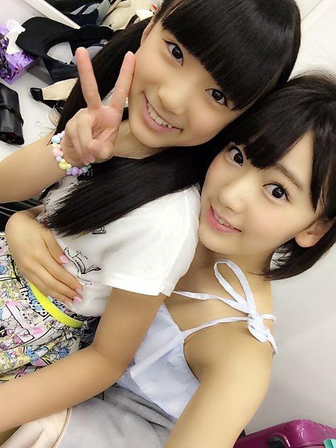宮脇咲良 HKT48 矢吹奈子 AKB48の画像 プリ画像