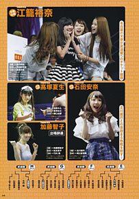 AKB48じゃんけん大会公式ガイドブック SKE48の画像(プリ画像)
