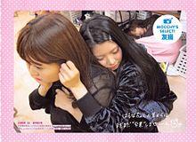 小嶋陽菜 倉持明日香 AKB48 友撮の画像(友撮に関連した画像)