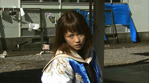 マジすか学園4 AKB48 4話 川栄李奈の画像 プリ画像