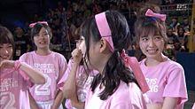 島崎遥香 大和田南那 西山怜那 川栄李奈 AKB48大運動会の画像(プリ画像)