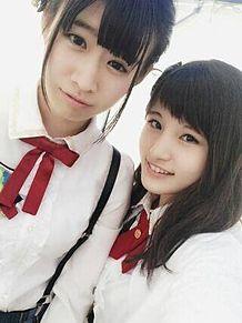 谷川聖 チーム8 ひじりん AKB48 佐藤朱の画像(佐藤朱に関連した画像)