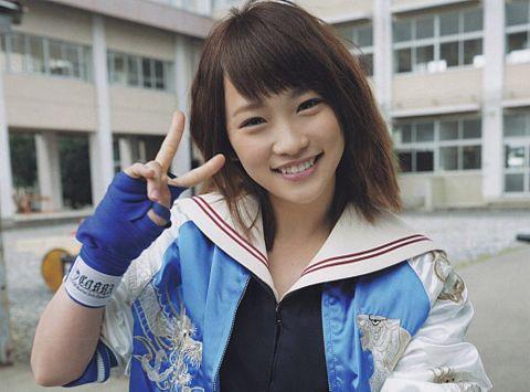 川栄李奈 マジすか学園4 BD-BOX AKB48の画像 プリ画像