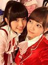 大和田南那 AKB48 加藤玲奈 プリ画像