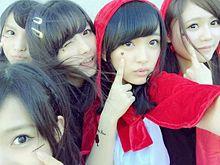 向井地美音 AKB48 大和田南那 込山榛香 福岡聖菜 市川愛美の画像(プリ画像)