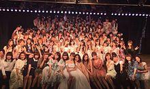 山本彩 宮脇咲良 島崎遥香 阿部マリア 卒業公演 NMB48の画像(プリ画像)