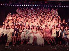 島崎遥香 山本彩 宮脇咲良 阿部マリア NMB48 卒業公演の画像(プリ画像)