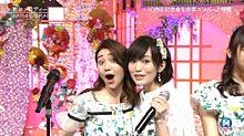3/25 Mステ AKB48 大島優子 山本彩 NMB48の画像(プリ画像)