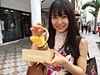 白間美瑠 NMB48 AKB48 プリ画像