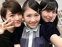 AKB48 岡田奈々 西野未姫 小嶋真子の画像(プリ画像)