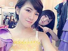 AKB48 岡田奈々 村山彩希の画像(プリ画像)