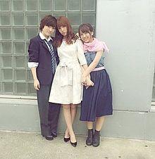 AKB48 加藤玲奈 篠崎彩奈 岡田奈々 ツイver.の画像(プリ画像)