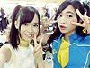 倉野尾成美 チーム8 AKB48 廣瀬なつき プリ画像