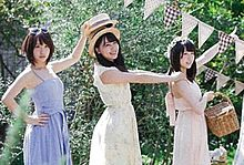 高橋朱里 BOMB AKB48 小嶋真子 川本紗矢の画像(プリ画像)