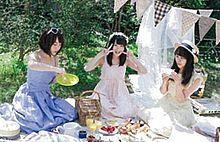川本紗矢 AKB48 高橋朱里 小嶋真子 BOMBの画像(プリ画像)