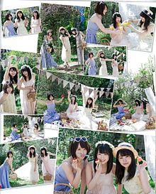 BOMB AKB48 高橋朱里 川本紗矢 小嶋真子の画像(プリ画像)