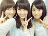 大和田南那  AKB48 大島涼花 山田菜々美 チーム8 プリ画像