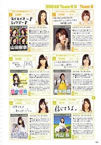 AKB48選抜総選挙公式ガイドブック2016 SKE48の画像(プリ画像)