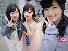 山田菜々美 チーム8 AKB48 佐藤七海 向井地美音の画像(プリ画像)