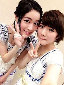 AKB48 松井珠理奈 岡田奈々 SKE48の画像(プリ画像)
