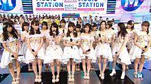AKB48 島崎遥香 NMB48 HKT48 山本彩 宮脇咲良の画像(プリ画像)