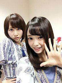 AKB48選抜総選挙 高橋朱里 樋渡結依 ドラフトの画像(プリ画像)