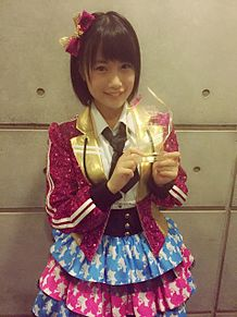 AKB48選抜総選挙 朝長美桜 HKT48の画像(プリ画像)
