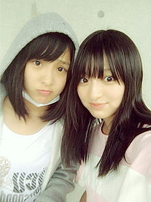 AKB48 山田菜々美 佐藤七海 チーム8の画像(プリ画像)