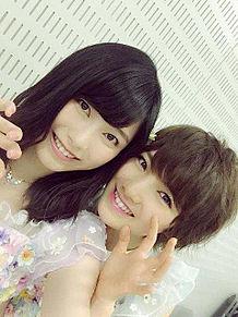 AKB48選抜総選挙 岡田奈々 横山由依の画像(プリ画像)