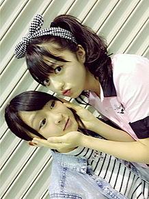 チーム8 AKB48 山田菜々美 佐藤七海の画像(プリ画像)