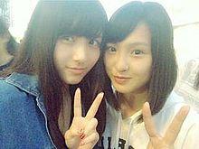 AKB48 チーム8 大和田南那 山田菜々美の画像(プリ画像)