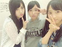 チーム8 AKB48 佐藤七海 山田菜々美 小栗有以の画像(プリ画像)