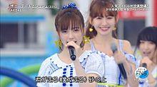 FNS 島崎遥香 小嶋陽菜 川本紗矢 さやや AKB48の画像(プリ画像)