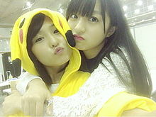 AKB48 チーム8 山田菜々美 佐藤七海の画像(プリ画像)