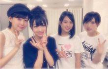 AKB48 チーム8 渡辺美優紀 佐藤七海 山田菜々美 山本彩の画像(プリ画像)