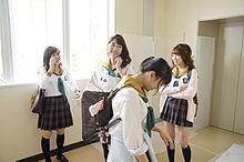 CROW'S BLOOD オフショ AKB48 木崎ゆりあの画像(プリ画像)