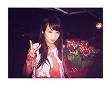 死幣 川栄李奈 AKB48の画像(プリ画像)