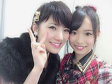 チーム8 AKB48 岡田奈々 倉野尾成美の画像(プリ画像)