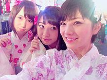 木崎ゆりあ AKB48 岡田奈々 高橋朱里の画像(プリ画像)