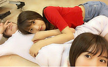 木崎ゆりあ AKB48 加藤玲奈 大島涼花の画像(プリ画像)
