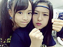 倉野尾成美 チーム8 AKB48 山田菜々美の画像(プリ画像)